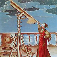 cuento del astronomo distraido