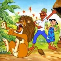 cuento del leon enamorado