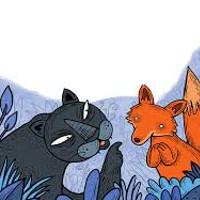cuento del zorro y la pantera