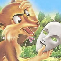 cuento de la mascara y el zorro