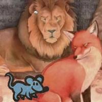 fabula de leon y el raton