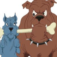 fabula perros hambrientos